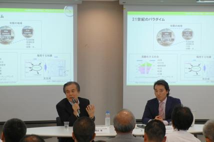 特別対談「クリエイティブ時代の日本の未来を考える」
