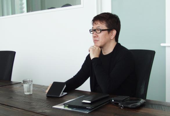 グラディエ代表・磯村歩さん(モビリティデザイナー)の写真