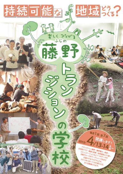 画像:藤野トランジションの学校