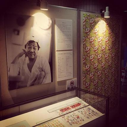 展示風景:赤塚不二夫のギャグ革命レッツラゴン展